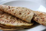 Recipe for Aloo Paratha...