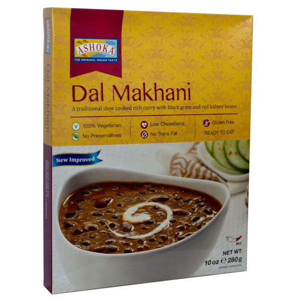 Dal tadka gits for Ashoka the great cuisine of india