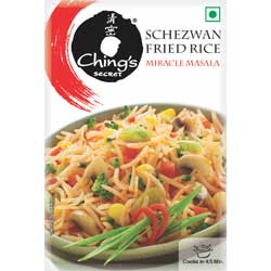 Schezwan fried rice miracle masala chings secret ccuart Choice Image