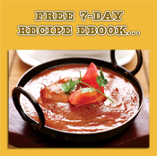 Download your FREE Recipe eBook...