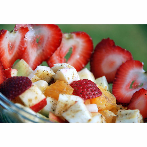 Recipe For Fruit Chaat