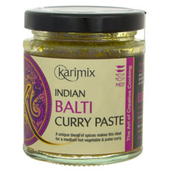 Indian Food | Curries, Pastes & Sauces | By Brand | Karimix | Balti ...