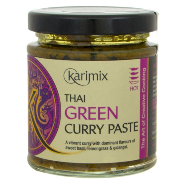 Thai Green Curry Paste - Karimix
