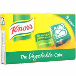 Vegetable Stock Cubes Knorr Stock Cube