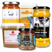 Curries, Pastes & Sauces