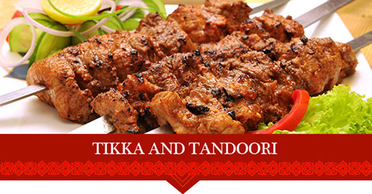 Indian BBQ Tikka and Tandoori