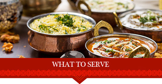 What to serve at the perfect Indian Barbeque