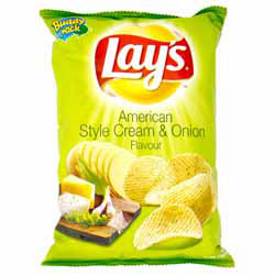 204 Lay's Potato Chip Flavors from Around the World ~ Now That's Nifty