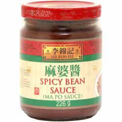 Spicy Bean Ma Po Sauce