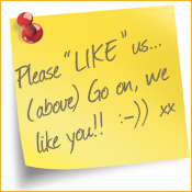 Click 'Like us' (Above ;-) for the latest offers... :-)