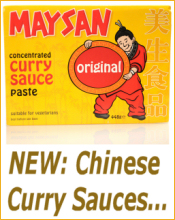 These Chinese and Malaysian Curry Sauces and Curry Powders are quite simply FAB! Click for more...