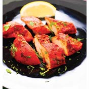 Recipe for Chicken Tikka