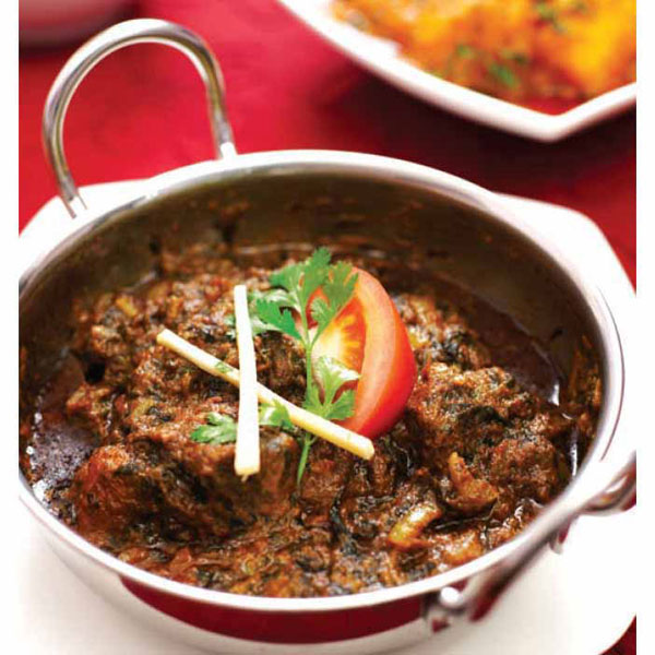 how to make lamb saag