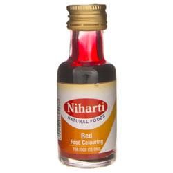 Red Food Colour (Liquid) - Niharti