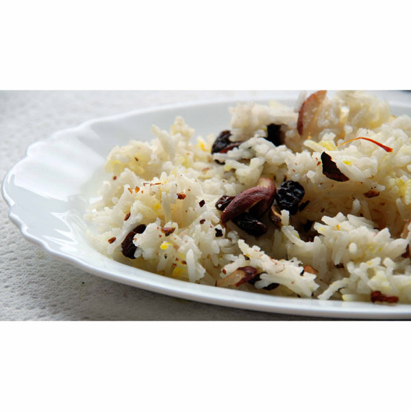 Saffron Rice | Recipe for Saffron Rice