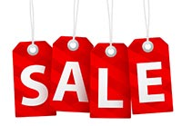 New Year Clearance Sale...