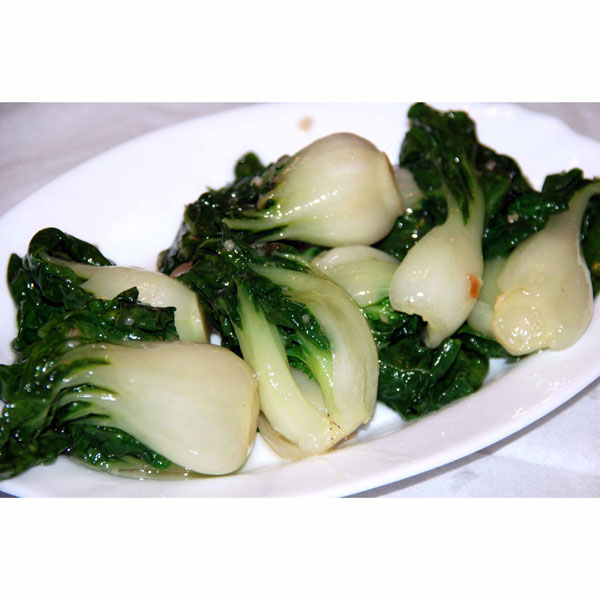 Stir fried Bok Choy is a Chinese side dish. This is quick and easy to ...